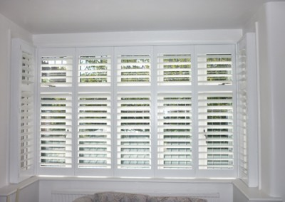 Cheshire - Box Bay Shutters